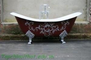Bồn tắm sang trọng