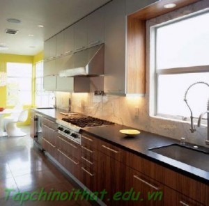 Tiêu chuẩn nội thất bếp