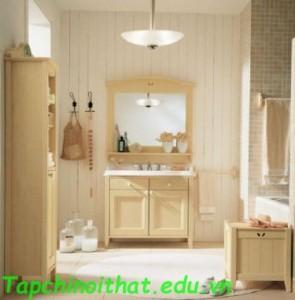 Phong cách trang trí cổ điển với nội thất gỗ