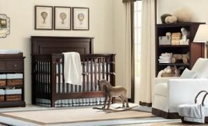 Trang trí phòng ngủ và giường cho bé