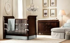 Phòng ngủ màu nâu