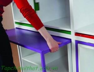 Lưu trữ bàn ăn và ghế