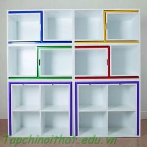 Nội thất tủ lưu trữ bàn ghế