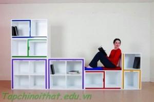 Tạo tủ lưu trữ sáng tạo