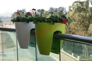 Ngập tràn sắc hoa cho ban công đẹp