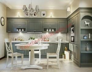 Bí quyết cho phòng bếp thêm đẹp an toàn