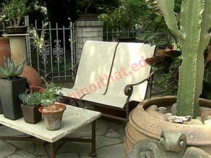 Ghế ngoài hiên nhà đẹp