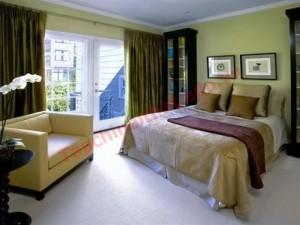 Phối hợp các màu sắc tương đồng để trang trí nhà