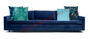Để tạo ra một căn phòng giản dị, không màu mè nhưng vẫn trang nhã, bạn nên chọn những màu sắc đơn sắc, cùng tông xanh.