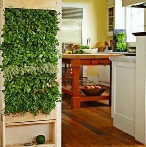 Phòng làm việc có bức tường xanh mát rượi sau lưng, sức sáng tạo của bạn sẽ tăng lên gấp nhiều lần