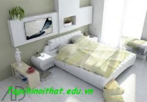 Cách chọn màu phòng ngủ theo mệnh