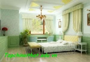 Phòng ngủ mệnh Mộc