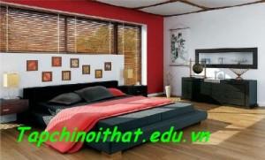 Mẫu phòng ngủ đẹp và nội thất hiện đại