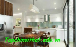 Nguyên tắc cơ bản trong thiết kế phòng bếp