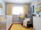 Màu vàng kem cho phòng trẻ em đẹp