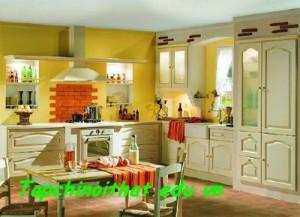 Phong thủy nhà bếp và những điều cần lưu ý
