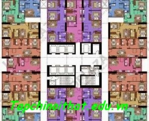 Tìm hướng cho nhà chung cư