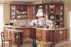 Phòng bếp xinh cho các bà nội trợ
