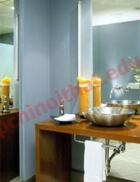 Giải pháp cho không gian phòng tắm thêm đẹp