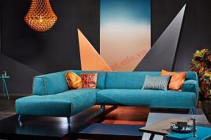 Ghế sofa Oscar có nhiều kích thước và được bọc bằng nhiều loại chất liệu khác nhau.