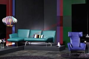 Thiết kế đa dạng về kích cỡ của Shuffle không chỉ phù hợp trong phòng khách mà còn hoàn hảo cho văn phòng công ty hoặc sử dụng ở các phòng chờ.
