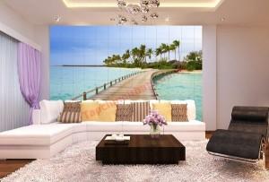 Trang trí phòng ngủ đẹp thoáng mát