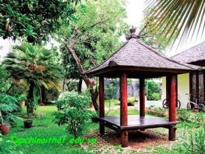 """Quý hiếm nhà """"đúng điệu"""" Bali"""
