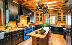 Không gian trong ngôi nhà gỗ luôn đem lại cảm giác tuyệt vời cho chủ sở hữu.