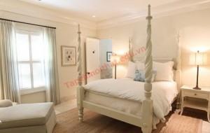 Sử dụng ánh sáng cho phòng ngủ lãng mạn