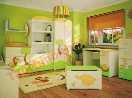 Phòng ngủ trẻ em nên chọn màu theo phong thủy