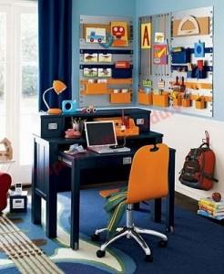 Thiết kế phòng trẻ em khỏe khoắn