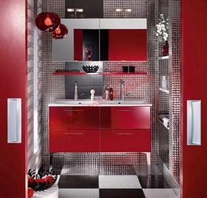 Sắc màu đẹp cho phòng tắm đẹp