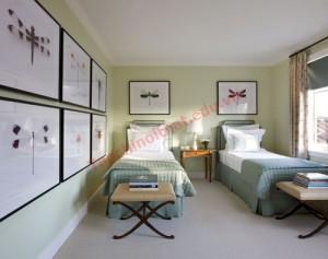 Thiết kế phòng ngủ thêm đẹp với ánh sáng đèn