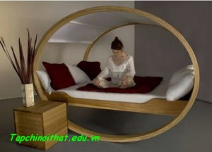 Những kiểu giường… siêu ấn tượng