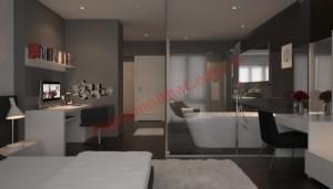 Cách thiết kế phòng ngủ đơn giản cá tính