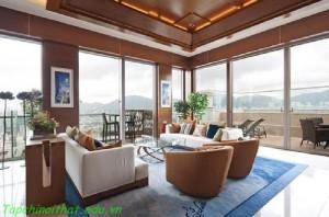 """Chiêm ngưỡng Penthouse """"siêu sang"""" ở Hong Kong"""
