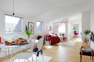 Chiều rộng huyền quan tính theo độ dài đường chéo tại chỗ ngoặt rẽ vào nhà không nên nhỏ hơn 1,2 m.