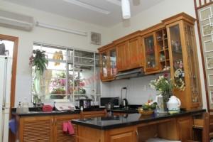 Phòng bếp theo phong thủy