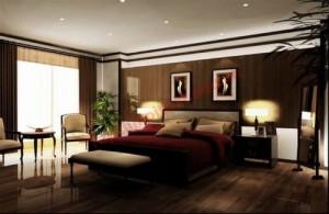 """Phong thủy ứng dụng cho rằng, nên đặt phòng ngủ lớn nhất trong một ngôi nhà tại """"khu vực vận may"""""""
