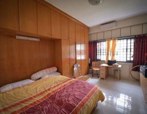 Phòng ngủ cho người già những điểm cần lưu ý