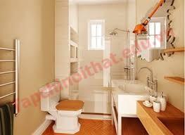 Phòng vệ sinh đẹp theo phong thủy nhà