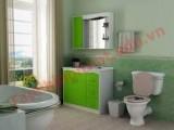 Nội thất phòng vệ sinh thoáng mát
