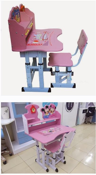 Cách chọn bàn ghế học trẻ em