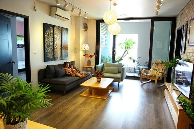 Căn hộ 3 phòng ngủ đẹp ở Hà Nội