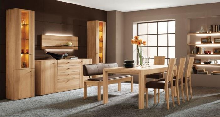 đồ gỗ nội thất phòng ăn