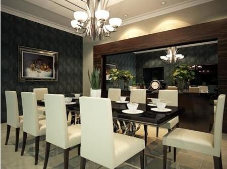 Tư vấn trang trí nội thất phòng ăn theo phong thủy