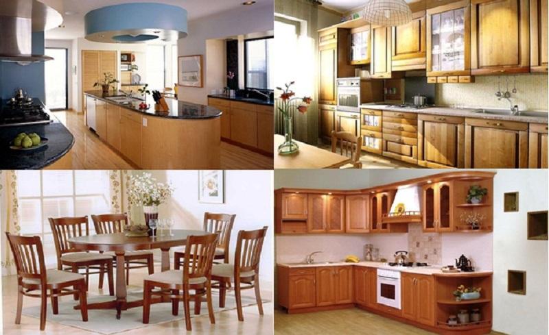 Thiết kế nội thất phòng ăn hiện đại