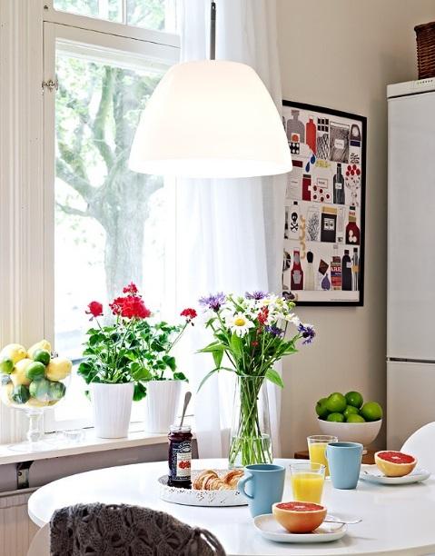 Một số mẫu nội thất phòng ăn nhà bếp