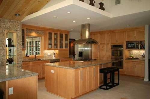 Bài trí nội thất phòng bếp ăn mang thịnh vượng cho gia đình