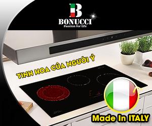 bếp bonucci